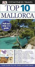 Top 10 Mallorca (Eyewitness Top 10 Travel Guide) Kennedy, Jeffrey Books-Good Con