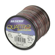 American Fishing Wire Quattro Line 25# 1/4# Spl - GSQ-Q-25