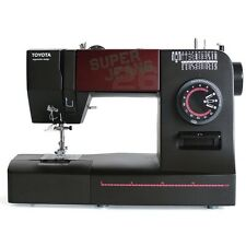 Toyota black Super Jeans 26 Sewing Machine