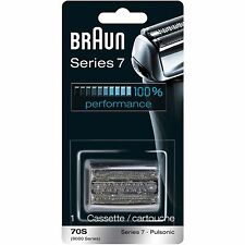 BRAUN 70s Series 7 Pulsonic - 9000 Series Shaver Cassette - **AUTHENTIC SEALED**