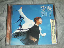 MusicCD4U CD Autograph Signed LESLEY Lee / Li Du - Enough Gou Le 李度 够了 親筆簽名