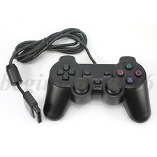 Wired Dual Vibration Gaming Controller Joypad Gamepad for Sony Playstation 2 PS2
