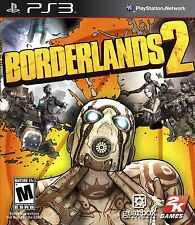 Borderlands 2 PS3! GREATEST HITS! MERCENARIES, COMBAT, MISSIONS, MANIAC SHOOT