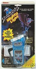 SILVERHAWKS Mighty Light FLASHLIGHT 1986 RARE MOC