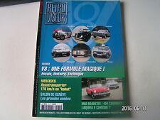 ** Retro viseur n°164 Les V8 / Mercedes Renntransporter / Christian Thoor