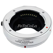 Auto Focus Adapter f Four Thirds lens to Olympus Panasonic Micro 4/3 M43 MMF-1 S