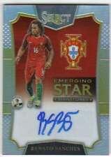 2016-17 Panini Select Soccer Emerging Star Signatures AUTO /199 Renato Sanches