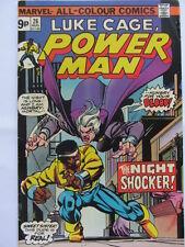 Luke Cage, Power man #26 (1975) Fn+
