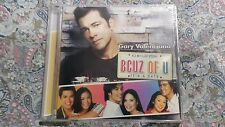 Gary Valenciano - Bcuz of U - OPM - Sealed - 3 tracks