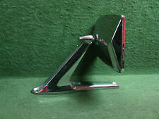 1969 Ford Galaxie 500 LH driver side chrome door mirror manual C7AB17743 Used OE
