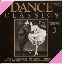 MORE DANCE CLASSICS volume 3 - 14TR CD 1988 DISCO / Holland print ARCADE