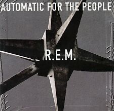 R.E.M. - AUTOMATIC FOR THE PEOPLE / CD - TOP-ZUSTAND