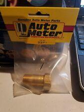 Auto Meter 2271 3/8 inch NPT Temperature Extension