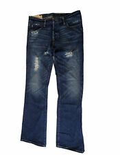Abercombie & Fitch Mens Jeans 34 W x 33 L Destroyed