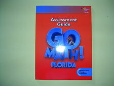 Go Math! Florida Assessment Guide Grade 2 @2015