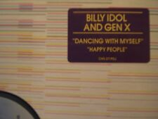 Billy Idol Dancing With Myself ,Happy People US Dj  12""