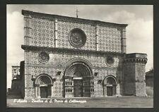 AD9244 L'Aquila - Città - Basilica di S. Maria di Collemaggio