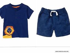 GYMBOREE SUNSET GLOW BABY LION BOYS OUTFIT NWT SIZE 12-18 MONTHS