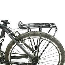 Bicycle Carrier Rear Luggage Rack Shelf Bracket for Disc Brake/V-brake US F2O0