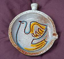 Accolay décor à la colombe vers 1960
