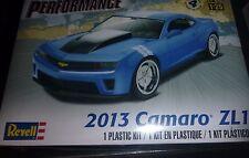 REVELL 2013 CHEVY CAMARO ZL1 1/25 FS MODEL CAR MOUNTAIN fs