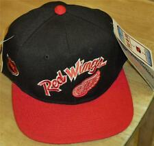 Detroit Red Wings Vintage Fitted hat sz. 7 1/8 Sports Specialties New w. Tags!
