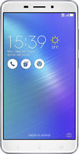 Asus - ZenFone 3 Laser 4G LTE with 32GB Memory Cell Phone (Unlocked) - Glacie...