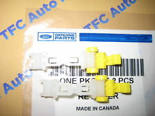 Ford Truck SUV Van Tailgate Rod Retainer Clips OEM New Genuine Part Set of 2