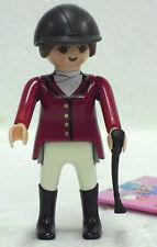 CAVALIÈRE Playmobil figurines 1 FILLE 5204 à Cheval Centre équestre
