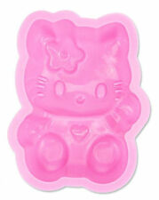 Hello Kitty Singles Silicone Mold for Cupcake, muffin, treats, Crafts NEW