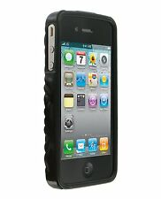 Pro-Tec Glacier Diamond Bling Case for iPhone 4 - Black (PGIP4BBK)