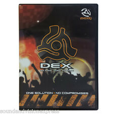 PCDJ Dex 3 Pro Professional DJ + Video + Karaoke Software PC Mac Latest Version