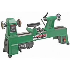 "5 SPEED BENCH TOP WOOD LATHE 10"" x 18"" HEAVY DUTY CAST IRON - UP to 3200 RPM's"