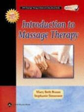Introduction to Massage Therapy (Lww Massage Therapy & Bodywork)