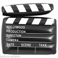 Hollywood Movie Night Party Clapper Board Inflatable Prop Decoration