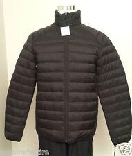 Calvin Klein men size S puffer down jacket PACKABLE NWT black lightweight