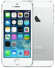 APPLE IPHONE 5S 16GB SILVER + ACCESSORI E GARANZIA.