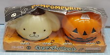 Sanrio Pom Pom Purin Halloween Pumpkin Container Japan Limit   , h#1
