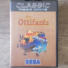 Sega Mega Drive ► the ottifants | la ottifanten ◄ módulo & OVP | Top