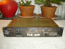 Micmix Master Room Reverberation Comparison System, Reverb, Rare, Vintage Rack