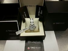 Tag Heuer Formula 1 LADIES DIAMOND WHT Ceramic Watch WAH1213.BA0861 LOWEST PRICE