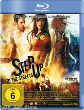 STEP UP TO THE STREETS (Briana Evigan) Blu-ray Disc NEU+OVP