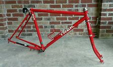 Vintage 80's Trek 800 Frame Fork Rigid Retro Mountain Classic