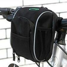 Portable Bicycle Bike Cycling Front Handlebar Holder Pannier Pouch Case Bag - 6A