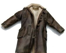 "1:6 Scale The Dark Knight Rises Bane's  Leather Coat For 12"" Male Body"