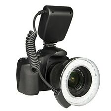New Brand 48PCS LED Macro Ring Flash Light RF-550D for Canon Nikon Olympus DSLR