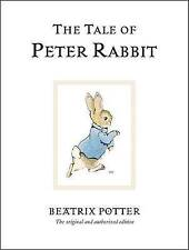 THE TALE OF PETER RABBIT  BEATRIX POTTER Original & authorized hardback edition