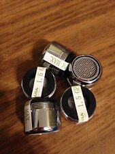 1.5 GPM Low Flow Faucet Aerator - Kitchen and Bath (5) Dual-Thread - Water Saver