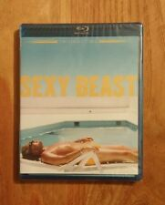 Sexy Beast (2000) Brand New Blu-ray Ben Kingsley, Ray Winstone, TWILIGHT TIME