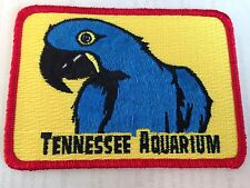 SOUVENIR ZOO PATCH - TENNESSEE AQUARIUM CHATTANOOGA, TN